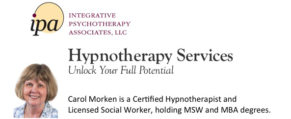Integrative Psychotherapy Associates Hypnotherapy Services